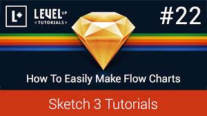 sketch app tutorials 22 how to easily make flow charts sketch