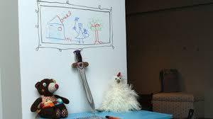 comment dessiner sur un mur de chambre dessiner sur un mur idées de design d intérieur