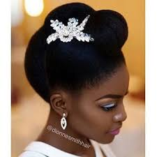 african make and asooke hair styles 30 best wedding make up hairstyles for black women images on
