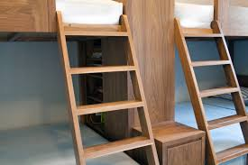 Wood Bunk Bed Ladder Only Attach A Bunk Bed Ladder And Make The Bunk Beds Accessible Rv