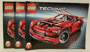 lego koenigsegg instructions lego supercar 8070 ebay