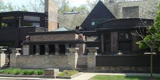 praire style frank lloyd wright and prairie style