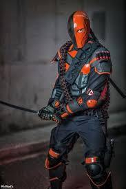 Deathstroke Costume Character Deathstroke Slade Wilson From Warner Bros