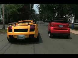 lamborghini vs smart car smart vs lamborghini