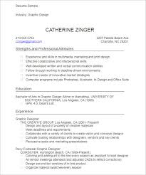Sample Traditional Resume by Student Resume Templates Free