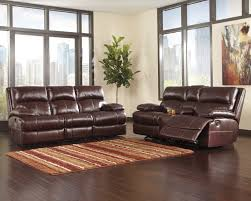 Burgundy Living Room Set Buy Furniture Lensar Burgundy Powered Reclining Living Room