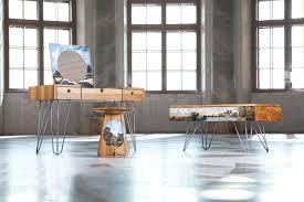 Design Of Furniture Wooden Narki Furniture Cool Hunting