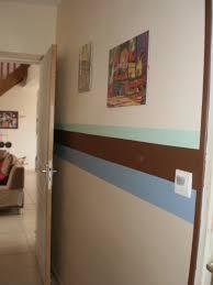 salle de bain vert et marron indogate com chambre parentale marron