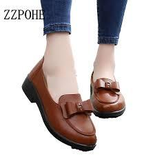 Comfortable Stylish Work Shoes Popular Ladies Flat Comfortable Shoes Buy Cheap Ladies Flat