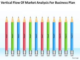 market analysis powerpoint templates backgrounds presentation