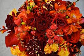 Wedding Flowers Fall Colors - fall flower arrangements flower finder tool wedding flower