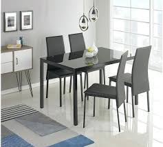 4 chair dining table set glass top dining table set 4 chairs full size of glass top dining