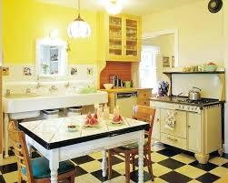 black and white kitchen floor ideas retro kitchen flooring subscribed me