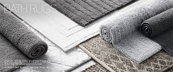 Modern Bathroom Rugs Bath Rugs Rh Modern