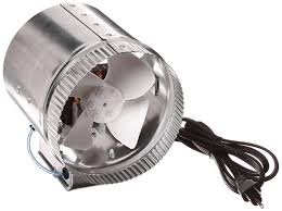 air duct assist fan tjernlund ef 6auto automatic duct booster fan 6 ducting