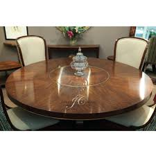 Dining Room Table With Lazy Susan Dining Room Table With Lazy Susan Lantern Coastal