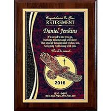retirement plaque thanh 39 personalized gifts retirement plaque home