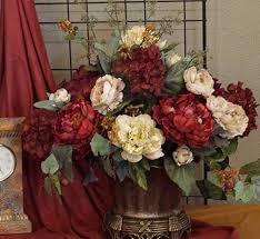 Peony Arrangement 114 Best Silk Flowers Images On Pinterest Flower Arrangements