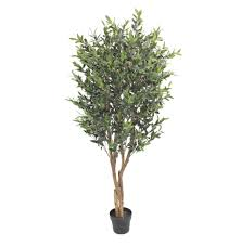 luxury artificial olive tree blooming artificial
