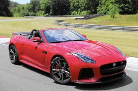 the devil drives the 2018 jaguar f type svr chicago tribune