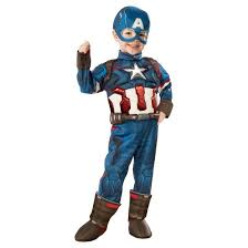 Marvel Halloween Costume Marvel Toddler Captain America Muscle Costume Target