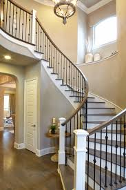 entry staircase by shaddock homes shaddockhomestx staircase
