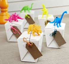 party favours styled sealed delivered dino noodle box set kids party event