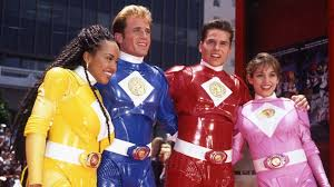 mighty morphin power rangers names colors u2014 david dror