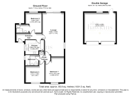 3 bed detached bungalow for sale in glebe road royal wootton