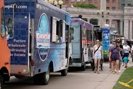 Up Truck Accessories Denver Co Food Trucks Return To Denver S Civic Center Park May 3 The