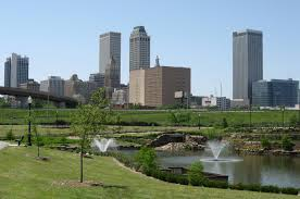 Map Of Tulsa Tulsa Oklahoma Wikipedia