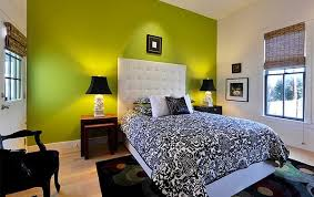 Bright Green Comforter 15 Bedrooms Of Lime Green Accents Home Design Lover