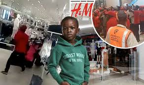 h m si e social h m hoodie row south africa stores trashed coolest monkey in