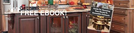 guide to choosing your ready to assemble cabinets
