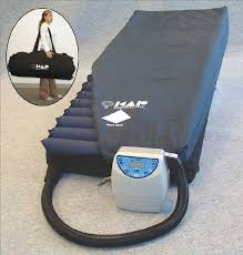 hospital bed mattress low air loss alternating pressure with