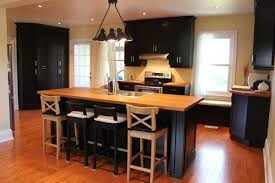 everlast custom cabinets custom kitchens cabinetry kitchener custom kitchen with butcher block