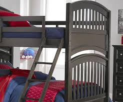 Kids Bunk Beds Twin Over Full by Academy Twin Over Full Bunk Bed In Molasses Finish 5810 8140k