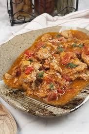 easy chicken cacciatore wishes and dishes