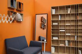 15 chic living room colors warm delicious orange color
