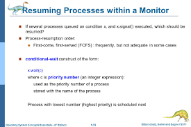 Resuming Chapter 5 Process Synchronization Ppt Download