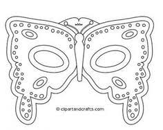 printable lace masquerade mask template google craft