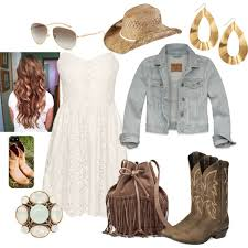 cute country look polyvore