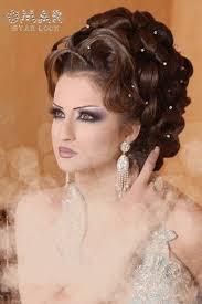 Hochsteckfrisurenen Orientalisch by Maquillage Libanais Pour Un Mariage