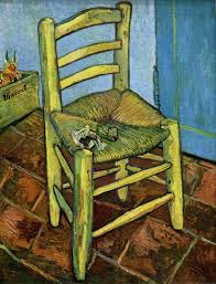 Art Van Desks by Vincent Van Gogh U0027s Chair And Pipe London Tate Gallery Arts