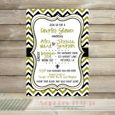 black and gold new orleans saints couples shower printable