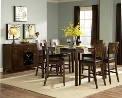 best brown dining room table contemporary home design ideas
