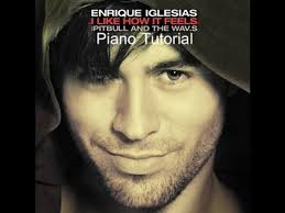 enrique iglesias hair tutorial enrique iglesias ft pitbull i like it piano tutorial youtube