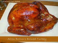 alton brown s roast turkey is amazing especially with these