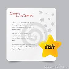 doc 430300 customer thank you letter u2013 customer appreciation