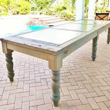 Cypress Dining Table by The Conversation Piece Workshop Cypress 12 U0027 Patio Dining Table